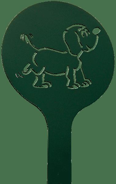 PANNEAU SIGNALETIQUE CHIEN / DOG STATION
