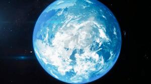 Globe aquatique